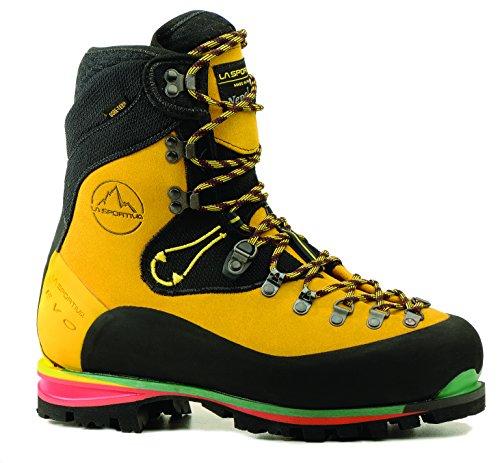 La Sportiva Nepal Evo Gtx Herren Sportschuhe–Klettern Unisex, Farbe gelb, Größe 38