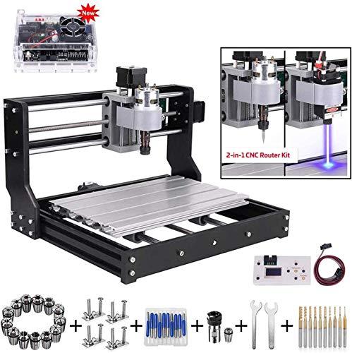 7 0 0 0 mW CNC 3018 Pro Mini CNC Machine, GRBL...