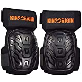 2 Piece Professional Knee Pads for Work, Construction Gel Knee...