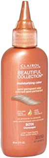 Clairol Professional Beautiful Collection Semi-permanent Hair Color, Champagne B01N, 3 oz (Pack of 4)