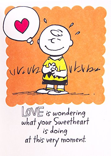 Hallmark Anniversary Card (Peanuts Vignette) Photo #4