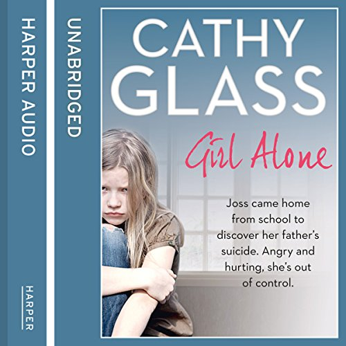 Girl Alone audiobook cover art