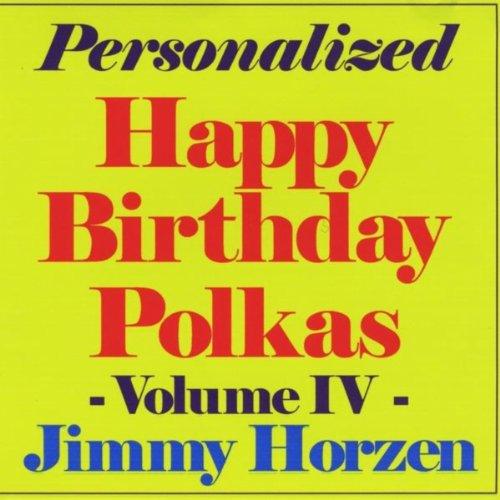 Happy Birthday Anja Polka #2
