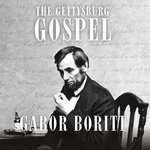 The Gettysburg Gospel audiobook cover art