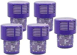 Vacuum Cleaner 5Pcs Washable Filter Hepa Unit for V10 SV12 Cyclone Total Clean Vacuum Cleaner Filters Spare Parts Accessories