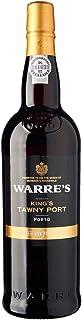 Warres's King Tawny Port Red Blend Wine 19%, 750ML