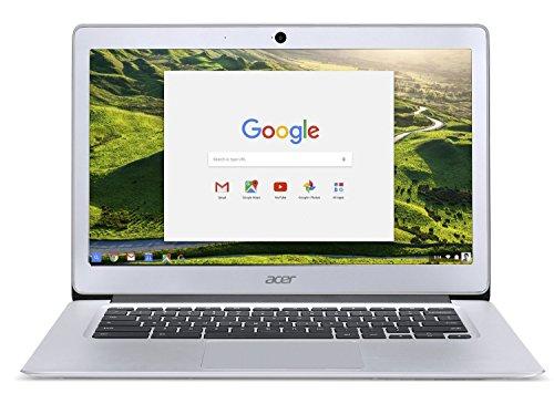 Acer Chromebook 14 Aluminum 14インチ Full HD Intel Celeron Quad-Core N3160 4GB LPDDR3 32GB Chrome エイサー クロームブック アルミ製フルメタルボディ 12時間連続駆動 並行輸入品
