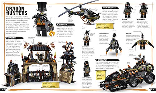 Lego Ninjago Visual Dictionary, New Edition: With Exclusive Teen Wu Minifigure [With Toy]