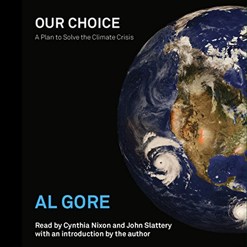 Our Choice audiobook cover art