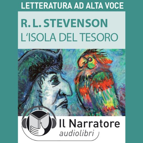 L'isola del tesoro cover art