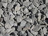 100 kg Anthrazit Basaltsplitt 16-32 mm - Basalt Splitt...