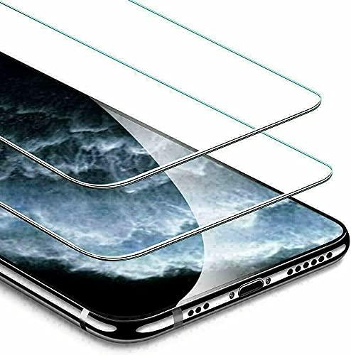 Cracksin Panzerfolie kompatibel mit Huawei Nova 5T [2 Stück] Displayschutzfolie,Schutzfolie [kein Glas] Panzerglas,100% Fingerabdrucksensor Nano-Glas