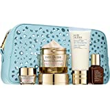Lauder Estee Lauder Revitalizing Supreme Set Firm Glow+Cream 50 Ml+Night 15 Ml+Eyes 5 Ml+Cleansing 30 Ml - 30 Mililitros