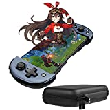 Bounabay Wireless Telescopic Bluetooth Controller Gamepad for Android System, Stretchable PUBG Mobile Game Controller with Flymapping Technology, More Games Enabled, with Portable Travel Carry Case