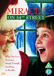 10 Christmas Films You Have To Watch This Festive Season | Miracle On 34th Street https://oddhogg.com