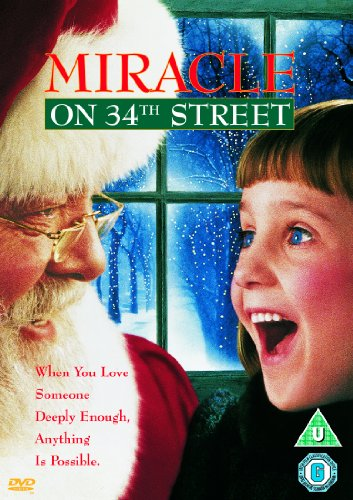 Miracle On 34th Street (1994) DVD