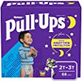 Pull-Ups Night-Time Boys' Training Pants, 2T-3T, 68 Ct