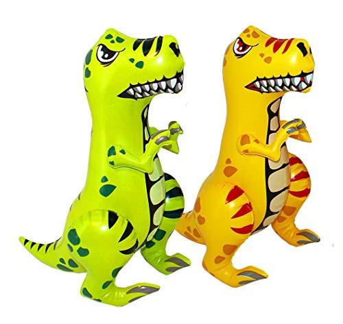 Wild Water Fun 2023 - Mini Dinosauro T-Rex 40 cm (Assortimento) Beach Ufficiale