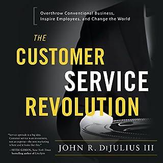The Customer Service Revolution cover art