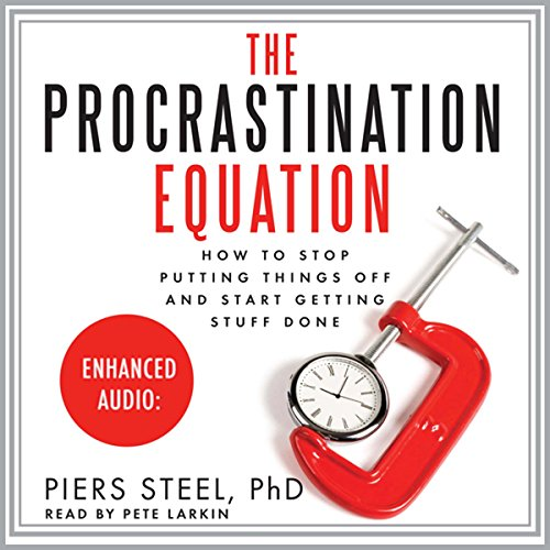 The Procrastination Equation cover art