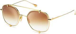 Sunglasses Dita TALON TWO 23009 C-GLD Yellow Gold w/ Dark Brown to Clear-Gold Fl