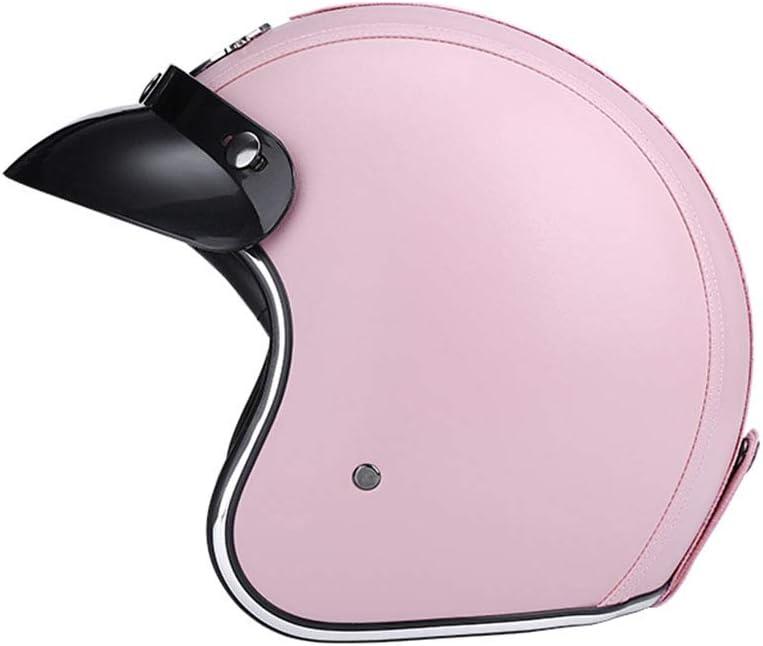 GAOZHE Open face Helmet Retro Max 63% OFF Half Helmets Motorcycle Hel 100% quality warranty!