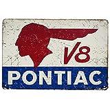 Carteles de chapa de Metal de gasóleo Vintage,póster artístico, pegatinas de pared de garaje, placa, placa, Club, pintura Retro, decoración de pared-20x30cm