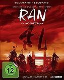 Ran / Special Edition (4K Ultra HD + 2 Blu-rays) [Alemania] [Blu-ray]