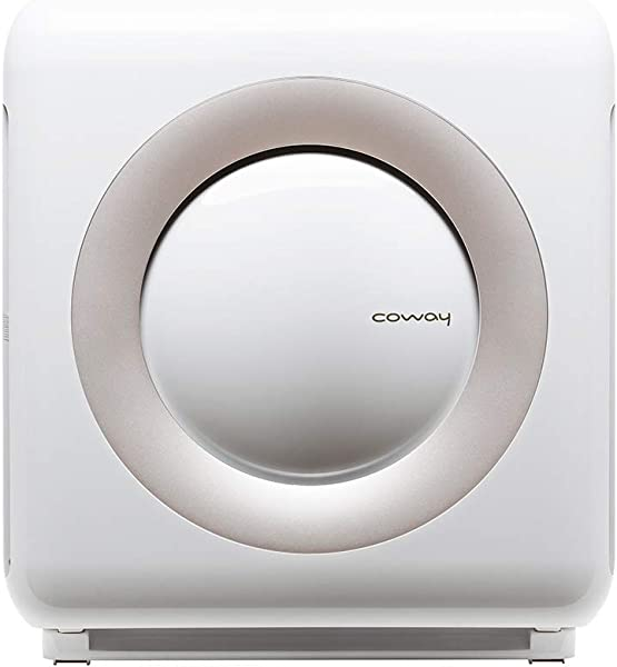 Coway AP 1512HH Mighty Air Purifier With True HEPA And Eco Mode In White
