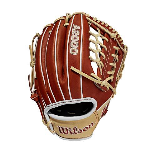 Wilson Sporting Goods Men's 2021 A2000 1789 (IF/P), Copper/Blonde-Standard...
