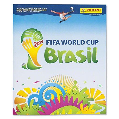 Panini - Copa Mundial de la FIFA 2014 Brasil - Álbumes