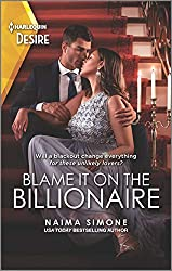 %name The Extra Shot: Blame it on the Billionaire by Naima Simone   Excerpt & Review
