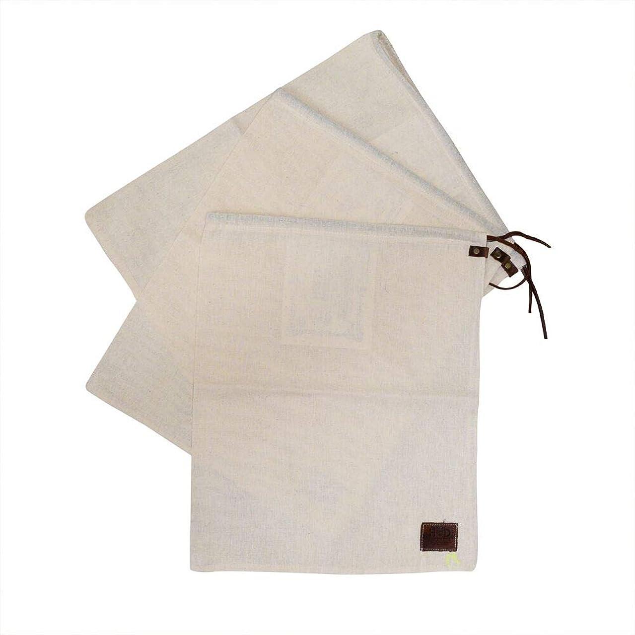 Hide & Drink, Manta Gift Bag (13.5 x 16.5 in.) (3 Pack) / Packing/Storage/Organizer/Vintage/Shopping, Handmade Includes 101 Year Warranty :: Manta