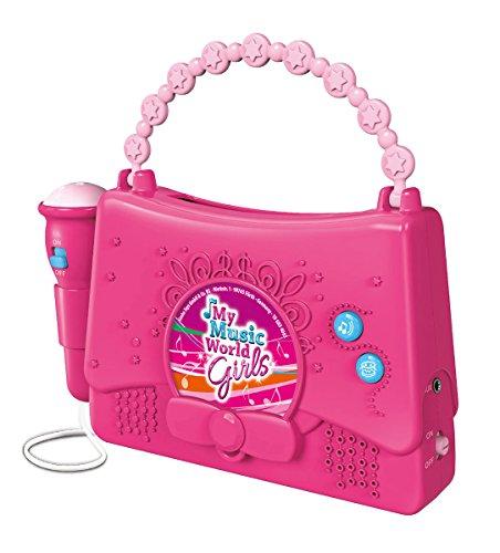 Simba 106834063 - My Music World Girls Boom Box 20 x 13 cm