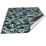 TENGCHUANGSM Durable espesar Picnic Mat playa manta impermeable colchón de tierra al aire libre Picnic tienda Mat Humedad Pad