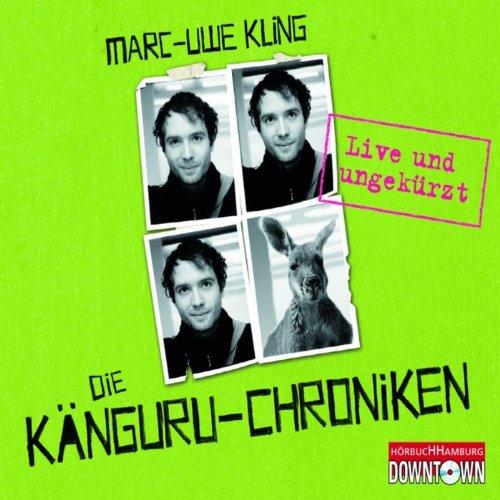 Die Känguru-Chroniken cover art