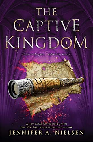The Captive Kingdom (The Ascendance Series, Book 4) eBook : Nielsen,  Jennifer A.: Amazon.ca: Kindle Store