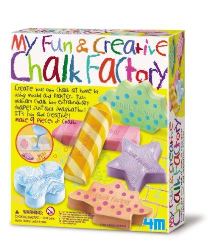 Great Gizmos - Ensemble de jeu - My Fun and Creative Chalk Factory