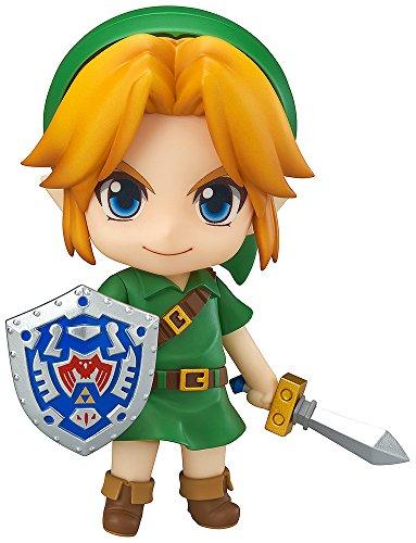 Good Smile The Legend of Zelda: Majora\'S Mask 3D Link Nendoroid Action Figure