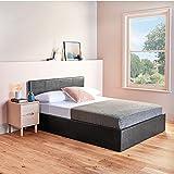 Home Treats Black Ottoman <span class='highlight'>Bed</span> Frame <span class='highlight'>with</span> Lift Up Storage. Prado Gas Lift Storage <span class='highlight'>Bed</span> (<span class='highlight'>Single</span> 3ft)