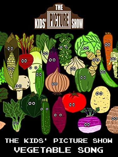 The Kids Picture Show Vegetable Song product image