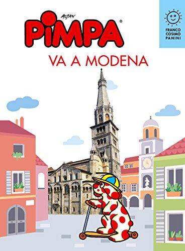 Pimpa va a Modena (Città in gioco)