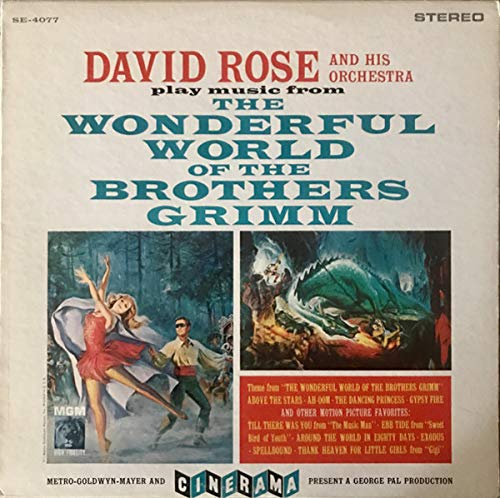 The Wonderful World Of The Brothers Grimm [Vinyl LP]