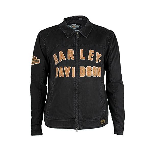 Harley-Davidson Men's Becher Garage Jacket 98569-16VM