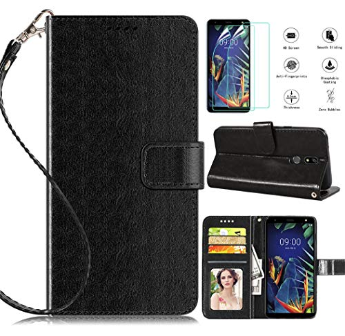 LG Solo LTE Leather Wallet Case by Casekey