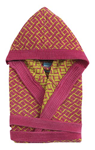 Eiffel Textile Nipon Albornoz CR0430, Algodón, Multicolor,