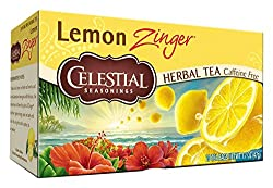 A blend of real lemons and lively Guatemalan lemongrass with hibiscus Caffeine free and gluten-free Serve hot or cold Tart and tangy taste Bring fresh, filtered water to a rolling boil