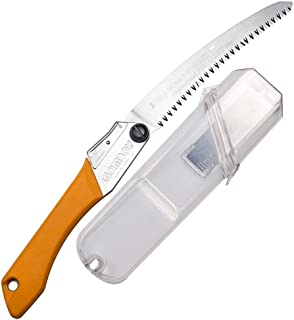 Silky New Professional Series GOMBOY Curve Folding Saw 210mm Large Teeth, 717-21