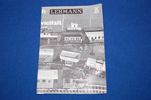 Unbekannt Lgb Lehmann Modellbahn Zubehör Eisenbahn Bahn Zug Lok Modelleisenbahn