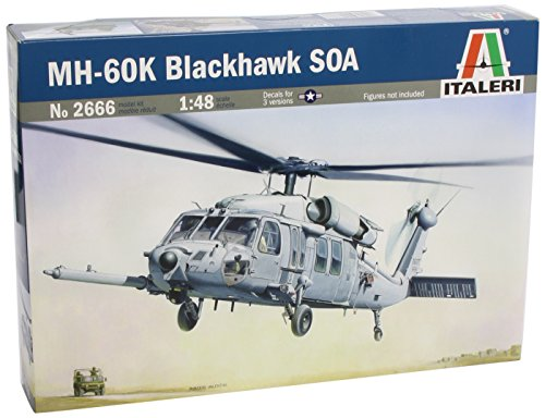 Italeri 2666S - Mh-60K Blackhawk SOA